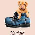Adorable iCuddle French Mastiff by Patricia Barmatz
