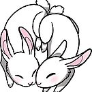 Bunny Love by stolas