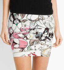 Fairy Tale Spy Academy- Class of 1966 Mini Skirt