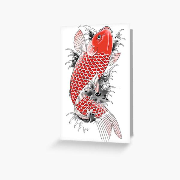 Nishiki Greeting Card