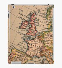 Cartography / stadia iPad Case/Skin
