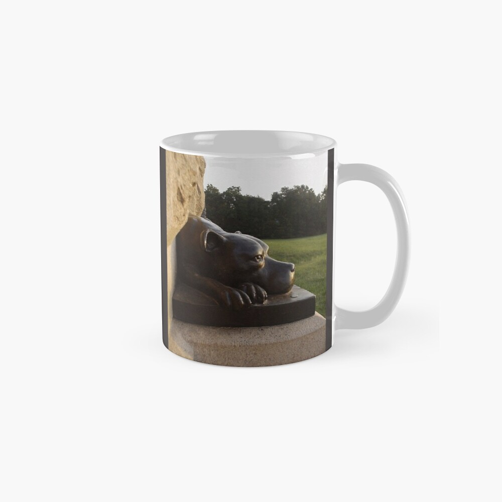 Sallie of the 11th Pennsylvania - Loyal Mascot (Bronze) Classic Mug