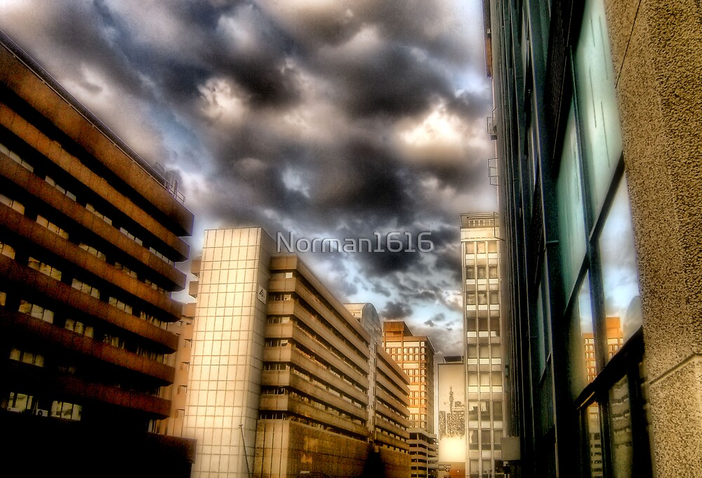 Downtown Jo'burg by Norman1616