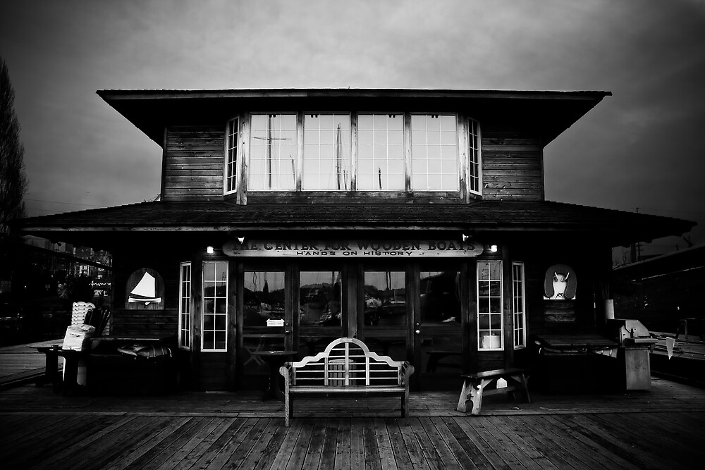 Center for Wooden Boats in Seattle by jblucher