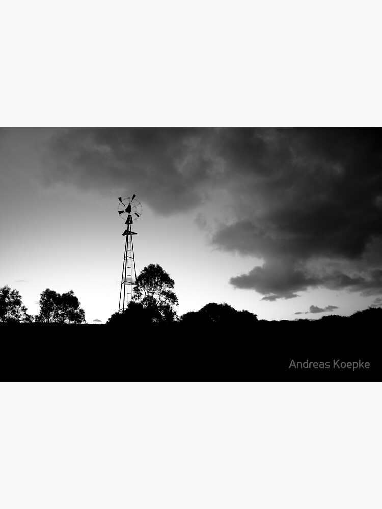Margaret River Windmill by mistered