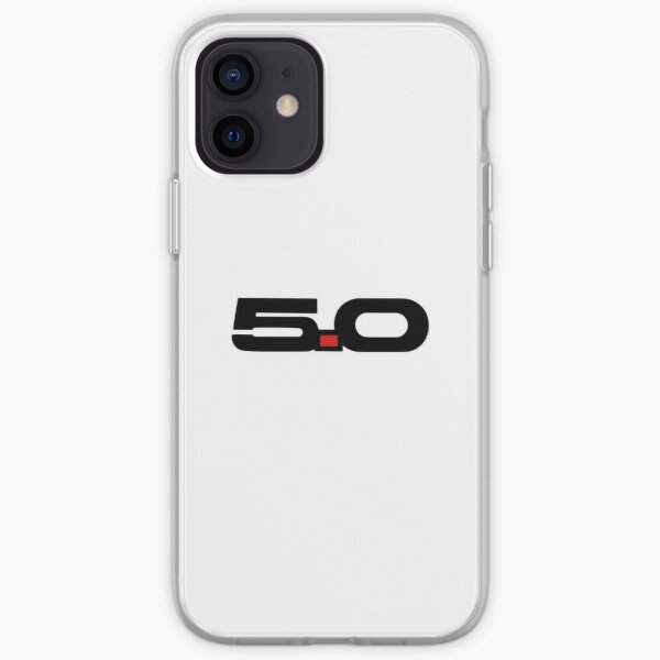 5.0 Moteur Coyote S550 Stang Coque souple iPhone