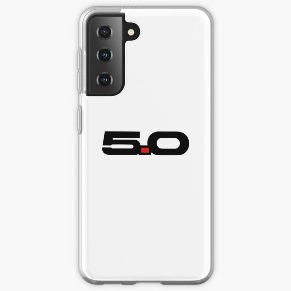 5.0 Coyote Engine S550 Stang  Samsung Galaxy Soft Case