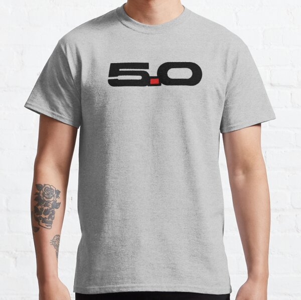 5.0 Coyote Engine S550 Stang  Classic T-Shirt