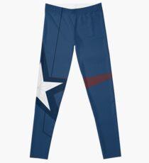 Team Spirit: Patriotic Duty Leggings