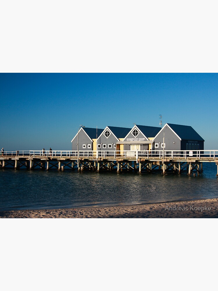 Busselton Jetty by mistered