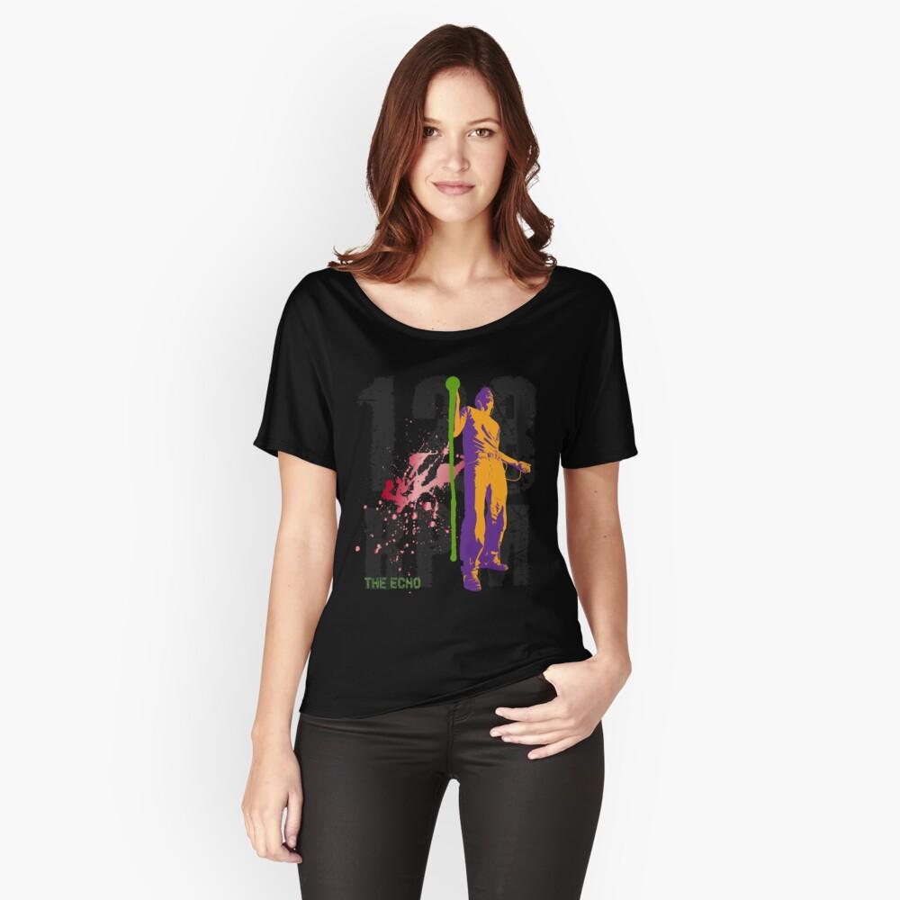The Echo Club- EDM Beatz Shirt Camiseta ancha