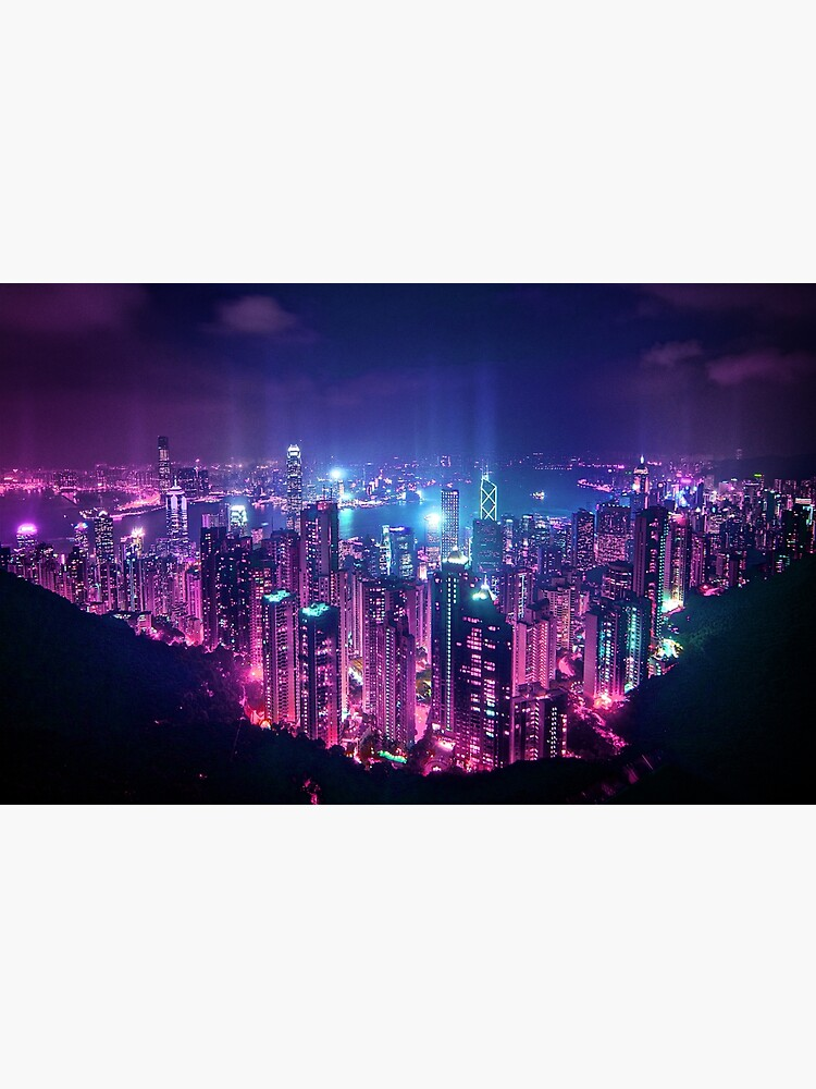 Hong Kong Neo Future by TokyoLuv