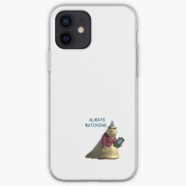 Always watching iPhone Soft Case