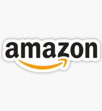 Amazon Logo Sticker