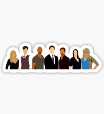 Criminal Minds: The Team Sticker