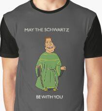 Schwartz Graphic T-Shirt