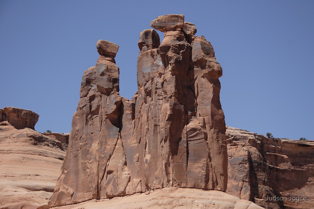 Arches National Park by Judson Joyce