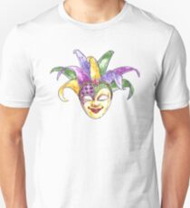 Mardi Gras Mask 1 T-Shirt
