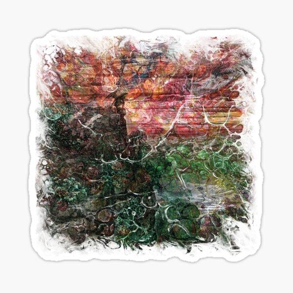 The Atlas Of Dreams - Color Plate 122 Sticker