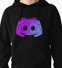 Discord Fade Pullover Hoodie