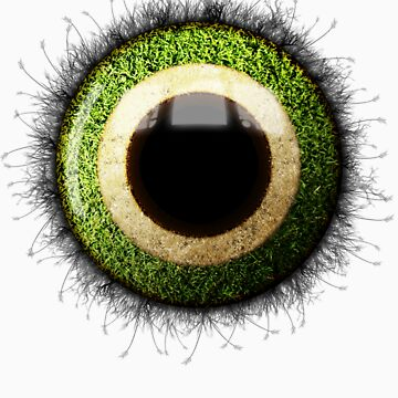 Grass Eye by Herbmanafet