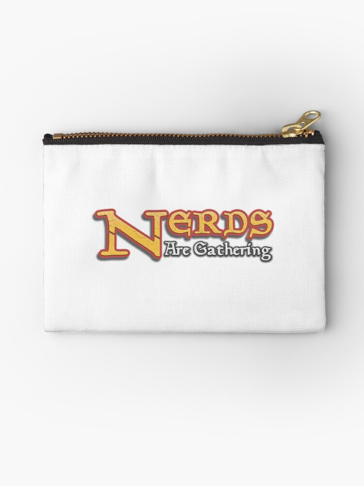 Quot Nerds Are Gathering Magic The Gathering Mtg Spoof