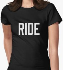 RIDE Women's Fitted T-Shirt