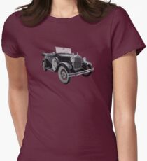 1947 Crysler Women's Fitted T-Shirt