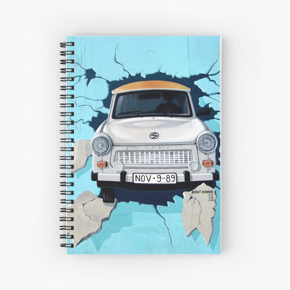 1947 Crysler Spiral Notebook