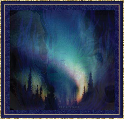 Sky Spirits by SilverQueen