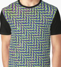 Animal Collective - Merriweather Post Pavilion (155MP Cover) Graphic T-Shirt
