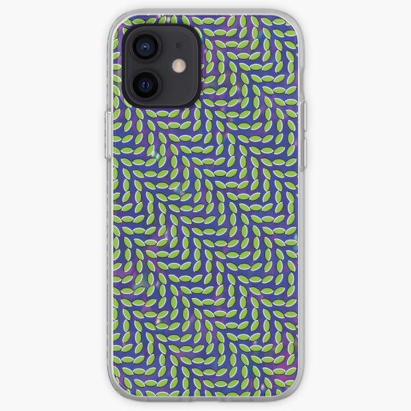 Animal Collective - Merriweather Post Pavilion (155MP Cover) iPhone Soft Case