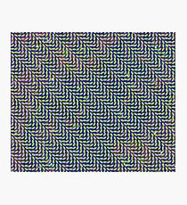 Animal Collective - Merriweather Post Pavilion (155MP Cover) Photographic Print