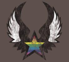 winged rainbow starz