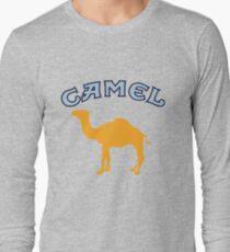 Camel Cigarette Logo Long Sleeve T-Shirt