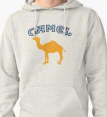 Sudadera con capucha Camel Cigarette Logotipo