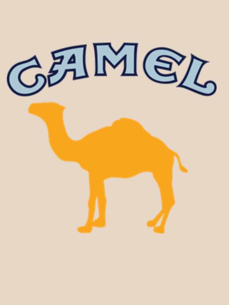 Camel Cigarette Logo by LeakyLake