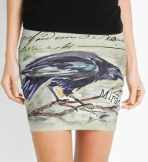 Country Diary - First, Do no harm - Primum non nocere Mini Skirt