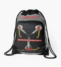 Flux Capacitor Drawstring Bag