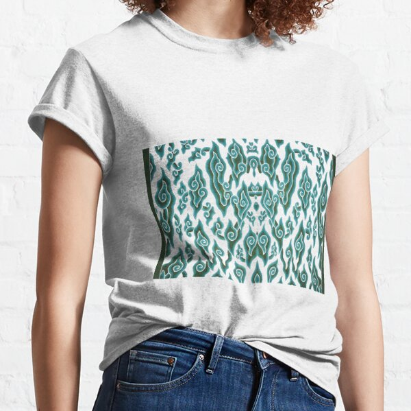 spiral, helix, scroll, loop, volute, spire Classic T-Shirt
