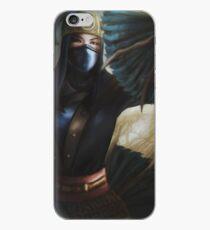 Mortal Kombat - Jingu Kitana iPhone Case