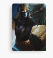Mortal Kombat - Jingu Kitana Canvas Print
