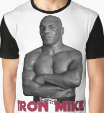 Mike Tyson Graphic T-Shirt