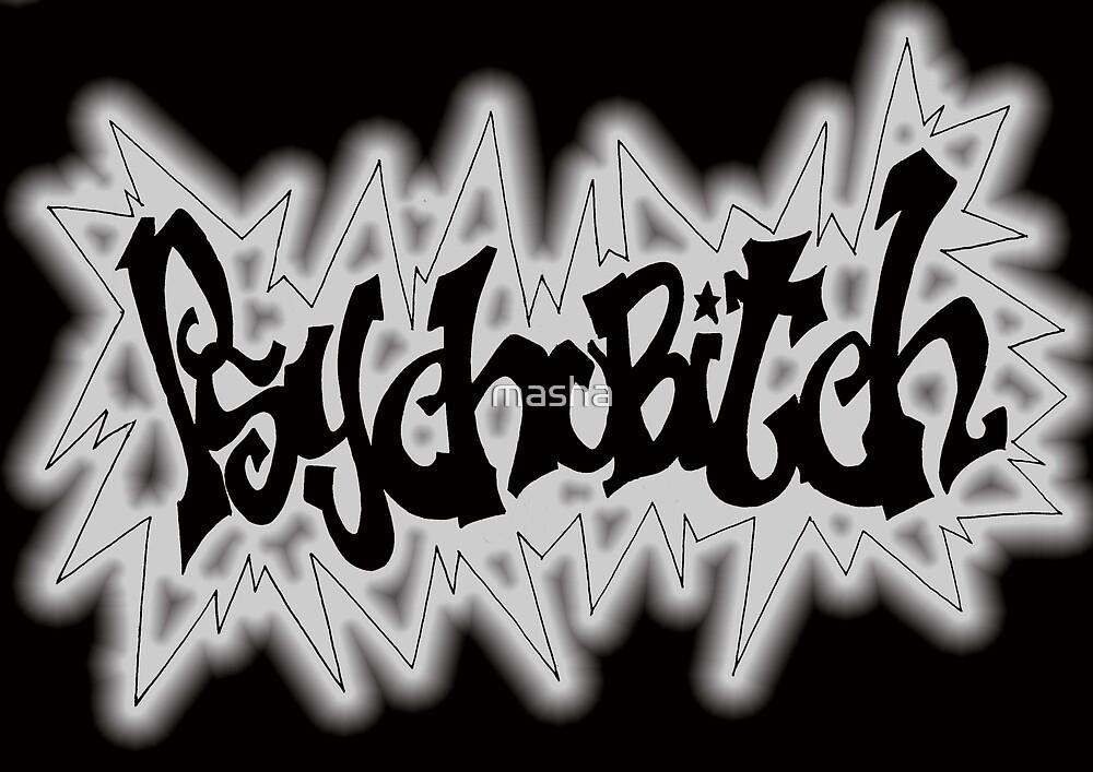 psychobitch.jpg by masha