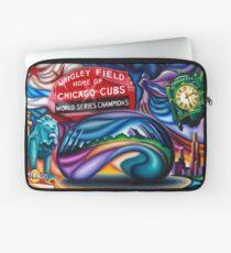 Landmarks of Chicago Montage 3 Laptop Sleeve