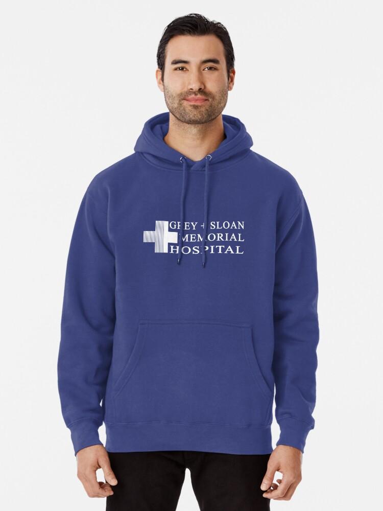 CafePress Grey Sloan Memorial Hospital Dark Hoodie Hooded Sweatshirt