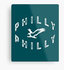 Philly Philly Metallbild
