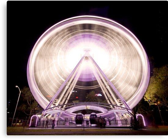 Perth Wheel by Keegan Wong