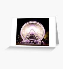 Perth Wheel Greeting Card
