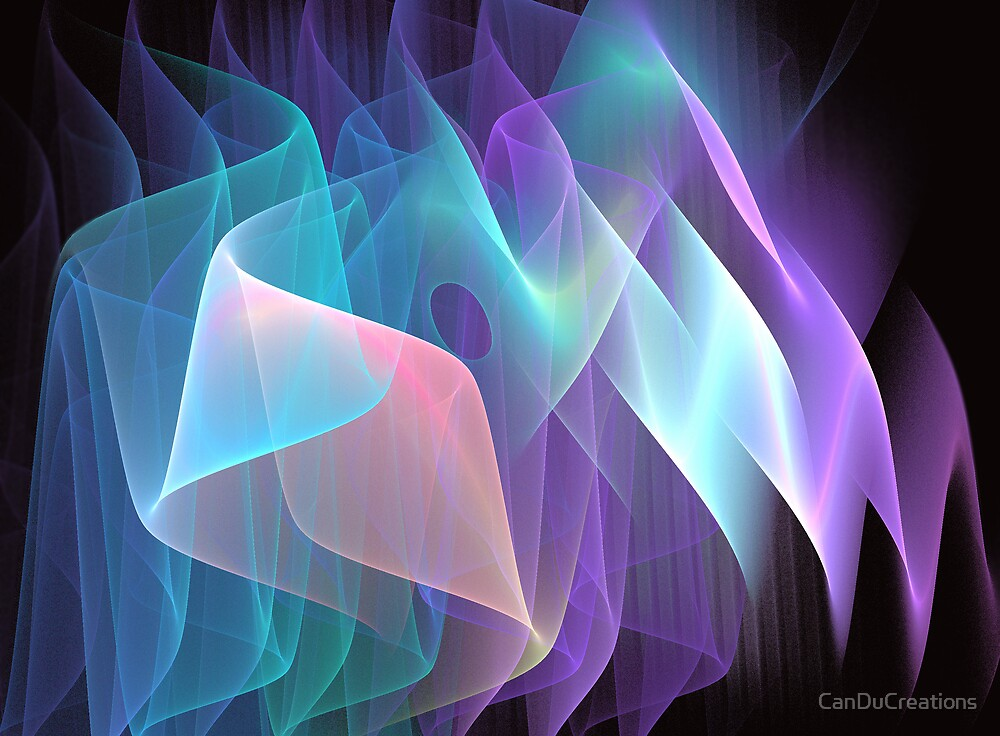 Dancing veils by CanDuCreations